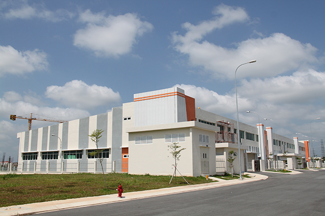 High-tech Park: Maple Tree Business Park